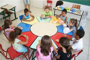 Escolas e creches